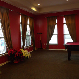 Brownstones - Englewood, NJ - Clubhouse - Before