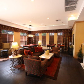 Brownstones - Englewood, NJ - Clubhouse - After