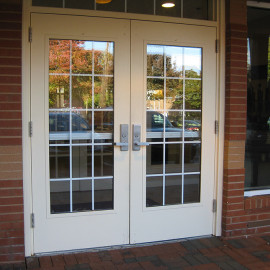 Gaslight Commons - South Orange, NJ - Entrance - Before