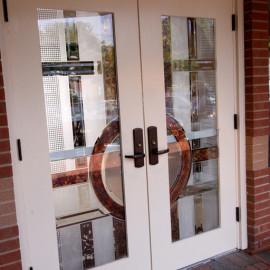 Gaslight Commons - South Orange, NJ - Entrance - After